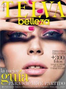 Enero 2014 revista Telva