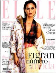 Revista Elle Marzo 2015